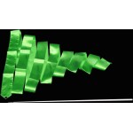 Single Gymnastic / Chinese Ribbon 4m Green