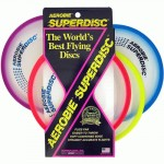 Single Aerobie Superdisc - performance frisbee